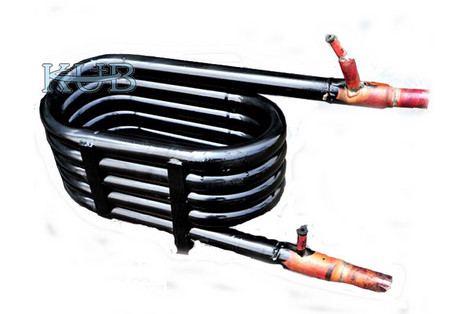 Refrigeration Copper Tube shell and tube water-cooled condenser